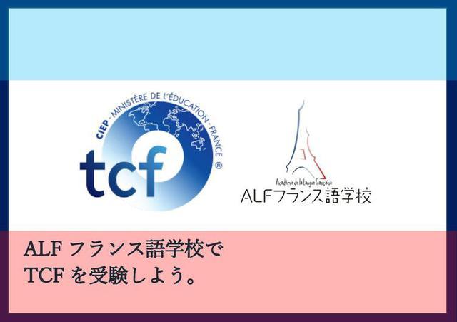 第5回 TCF申込開始
